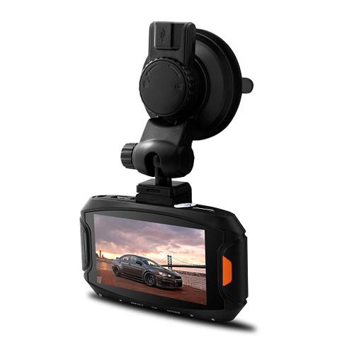 กล้องติดรถยนต์  G90 1080P Full HD Chip Ambarella A7LA30 Car Camera DVR