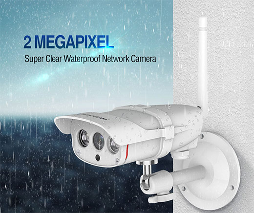 IP Camera Wireless IR-Cut support 128G TF Card (New)