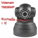 กล้อง IP Camera T6836WP PnP WiFi Indoor PT IP Camera 0.3 Mega Pixel.